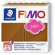 FIMO Soft 8020 56g Brown - Modelling Clay