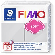 FIMO Soft 8020 56g Grey - Modelling Clay