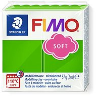 FIMO Soft 8020 56g Green - Modelling Clay