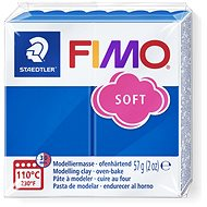 FIMO Soft 8020 56g Blue - Modelling Clay