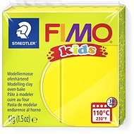 FIMO Kids 8030 42g Yellow - Modelling Clay