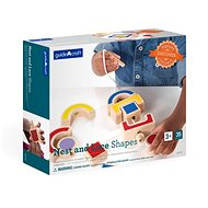 Stringing Shapes - Wooden Toy