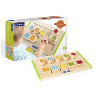 Tactile maze - Wooden Toy