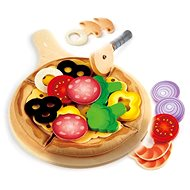 HAPE Play Set - Pizza - Children's Toy Dishes