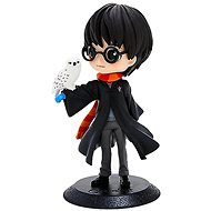 Banpresto - Harry Potter- Collection Figure Q Poset Harry Potter with Hedwig 14 - Figure