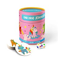 The Unicorns Observation Game - Board Game