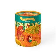Didactic Tube Puzzle and Activities Animals and Seasons