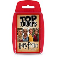 Top Trumps Harry Potter and the Goblet of Fire ver. CZ