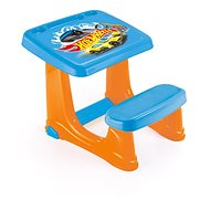 Hot Wheels Children's Table with Bench