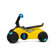 Berg GO SparX - 2in1, bounce and pedal yellow - Balance Bike/Ride-on