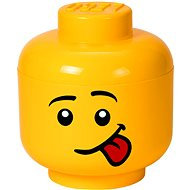 LEGO Storage Head Silly - Small - Storage Box
