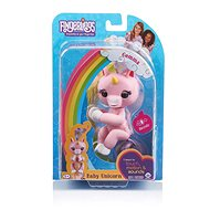 Fingerlings - Unicorn Gemma, pink - Interactive Toy