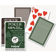 Poker - 100% Plastic - Cards