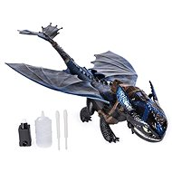 Dragons 3 Giant Fire Breathing Toothless - Figurine