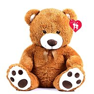 Rappa Big Bear with Tag (65cm) - Teddy Bear