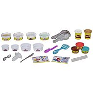 Play-Doh Set of rolled ice cream - Creative Kit