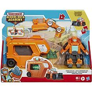 Transformers  Wedge Rescue Trailer Rescue Bot Car with Trailer - Autorobot