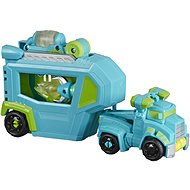 Transformers Rescue Bot Car with Trailer, Hoist RescueTrailer