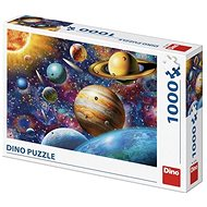 Dino Planets - Puzzle