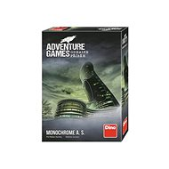 Adventure Games: Monochrome A.S. Party Game - Party Game