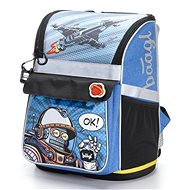 School bag Zippy Spaceman - School Backpack