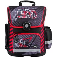 School Briefcase Firefighters - School Backpack