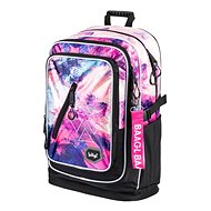 School backpack Cubic Abstract - School Backpack