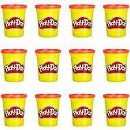 Play-Doh package of 12 red cups - Modelling Clay