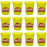 Play-Doh package of 12 yellow cups - Modelling Clay