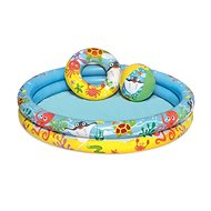 Bestway Pool with Ball and Ring