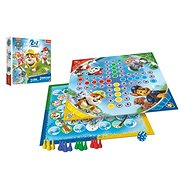 Set of games 2-in-1 Ludo and Dog Race Paw Patrol - Board Game