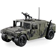 MaDe Military Car with LightS and Czech Voice, 24cm