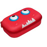 Zipit Beast box of red dots - Case