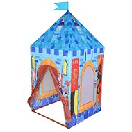 Tent castle for little knights