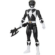 Power Rangers figurine retro black ranger - Figure