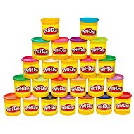 Play-Doh pack of 24 cups - Modelling Clay