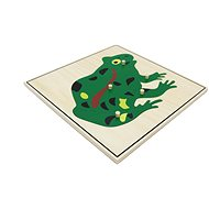 Puzzle - frog