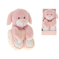 Pink dog - Plush Toy