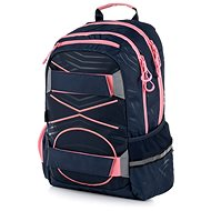 Backpack OXY Sport PASTEL LINE Pink