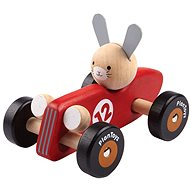 PlanToys Hare - Racer - Toy Vehicle