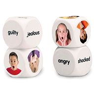 Emotions - dice - Educational Toy