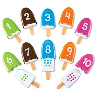 Counting - ice cream - Educational Toy