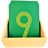 Abrasive Digits with a Box - Educational Toy