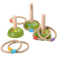PlanToys throwing rings - meadow - Educational Toy