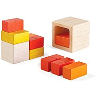 PlanToys fractional cube - Educational Toy