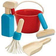 PlanToys cleaning kit