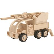 PlanToys Fire Truck (Special Edition) - Wooden Model