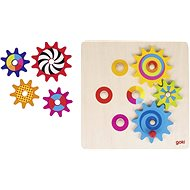 Goki Mite Me - Game with Gears, 8 Parts - Brain Teaser