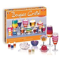 SentoSphere Make Your Own - Crystal Candles - Creative Kit