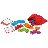 Sensory shapes in a bag - Memory game